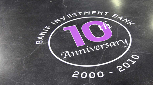 THE POWER OF BELIEVING - Banif Banco de Investimento